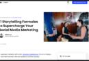 11 шаблонов повествования для маркетинга